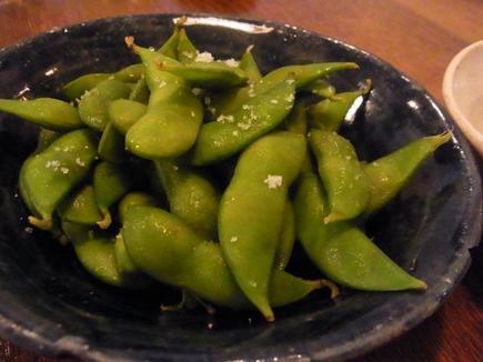 新潟の茶豆