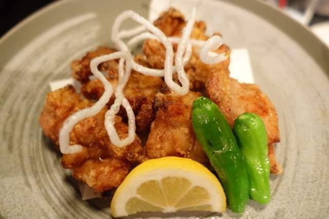 nocojiroの鶏の竜田揚げ