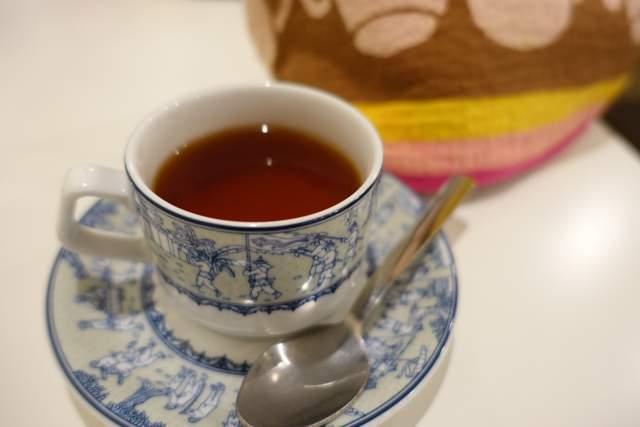 AFFの中国紅茶