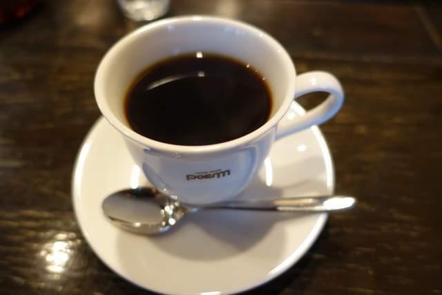 ぽえむのアメリカンコーヒー