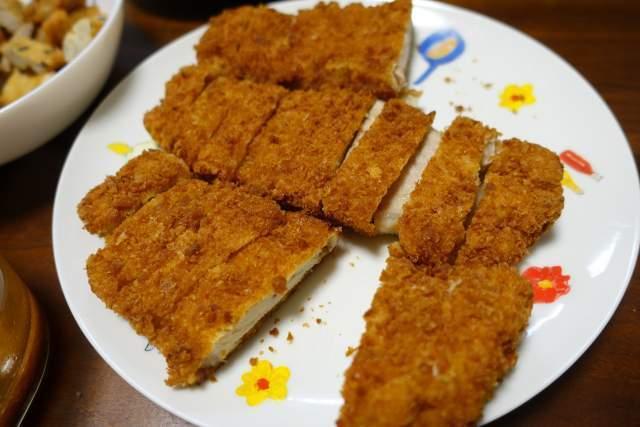 肉と惣菜の堀田 豚ロースかつ