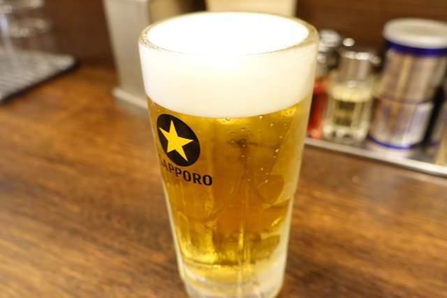 吟スタイルの生ビール