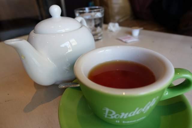 ロートスの紅茶