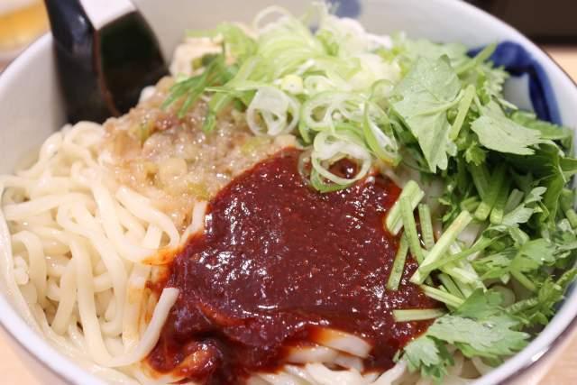 三商巧福の麻辣大乾麺