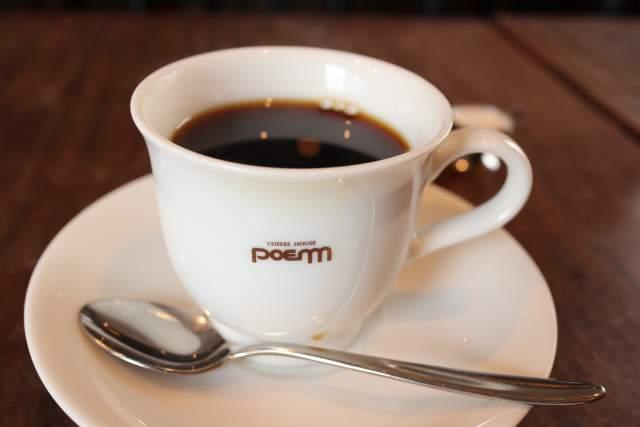 ぽえむのホットコーヒー
