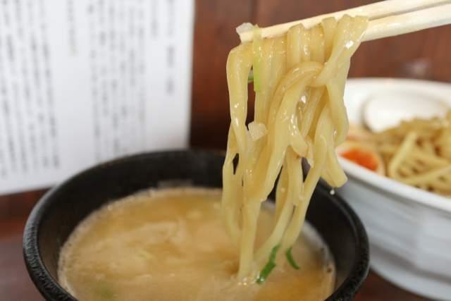 ようすけの平打麺