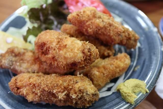 魚魚魚のカキフライ