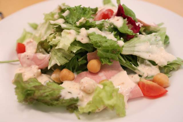 トニーノのサラダ