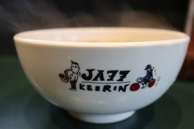 Jazz Keirinのどんぶり