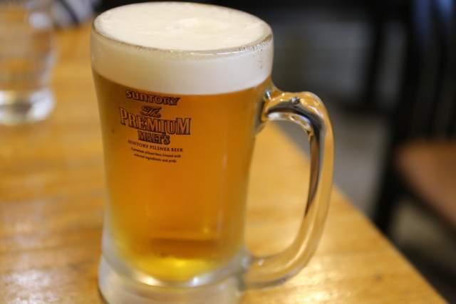 カナピナのビール